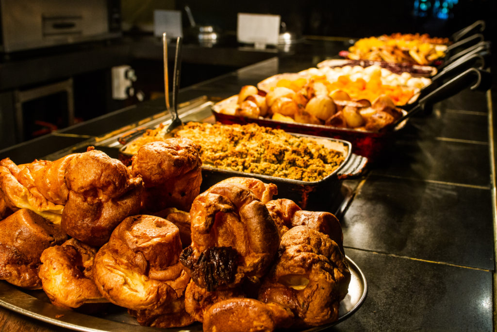 Swans Nest Carvery Buffet