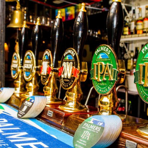 Palmers Brewery Ales